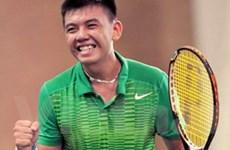 Đài Trang, Hoàng Nam vô địch quần vợt Quốc gia
