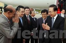 Hàn Quốc cam kết viện trợ phát triển cho Đông Nam Á