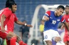 Malaysia tiếp tục gây thất vọng trước thềm AFF Cup