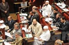 Ai Cập đã thông qua dự thảo hiến pháp cuối cùng