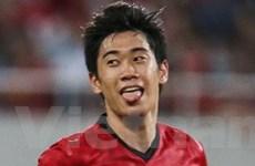 Ngôi sao Kagawa của M.U đã được AFC vinh danh