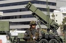 Nhật tăng khả năng đối phó tên lửa của Triều Tiên