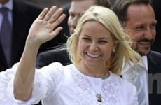 Vợ của Hoàng tử Na Uy ủng hộ hoạt động đẻ thuê