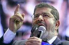 Tổng thống Ai Cập kêu gọi đối thoại với phe đối lập