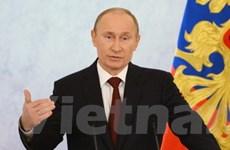 """""""Những năm tới sẽ là bước ngoặt quan trọng với Nga"""""""