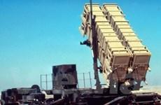 Đức sắp triển khai tên lửa Patriot tới Thổ Nhĩ Kỳ
