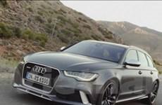 Audi RS6 hoàn toàn mới