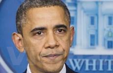 """Tổng thống Obama: """"Thượng đế đưa các em về nhà"""""""