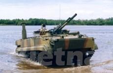 Indonesia đã đặt mua 37 xe tăng lội nước của Nga