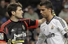 Iker Casillas không bầu Quả bóng Vàng cho Ronaldo