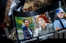 Pháp siết chặt an ninh sau vụ 3 người Kurd bị giết