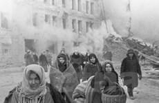 Nga kỷ niệm 70 năm phá vỡ vòng vây phátxít Đức