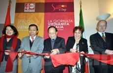 """""""Italy tăng cường hợp tác về văn hóa với Việt Nam"""""""