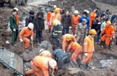 Nhiều người chết và mất tích do lở đất ở Indonesia