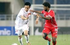 Đội tuyển Việt Nam thua đầy đáng tiếc trước UAE