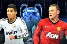 Lịch trực tiếp, thi đấu knock-out Champions League