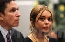 Nữ diễn viên Lindsay Lohan sẽ phải ra tòa vào 18/3