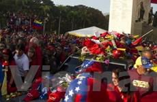 Ướp di hài ông Chavez