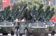 Bắc Kinh tăng cường sức mạnh quân sự với ý đồ gì?