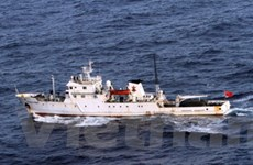 """Chiến lược ở Biển Đông của Trung Quốc bị """"lật tẩy"""""""