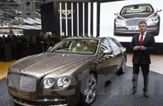 Chiêm ngưỡng vẻ đẹp của Bentley Flying Spur 2014