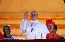 Chùm ảnh cận cảnh tân Giáo hoàng Francis ra mắt