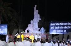 Tưởng niệm 45 năm ngày xảy ra thảm sát Sơn Mỹ