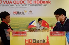 Quang Liêm khởi đầu thuận lợi ở giải cờ Vua quốc tế