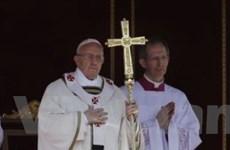 Cận cảnh lễ nhậm chức của Giáo hoàng Francis I
