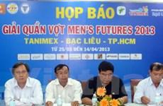 Việt Nam đăng cai 3 giải quần vợt nhà nghề quốc tế