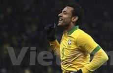 Brazil thoát được trận thua Nga đúng phút cuối cùng