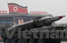 Nhật Bản theo dõi sát động tĩnh tên lửa Triều Tiên
