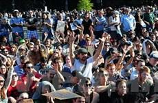 5.000 người Đức biểu tình chống phân biệt chủng tộc