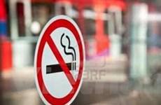 """Hiệu quả của chính sách """"Không khói thuốc"""" ở Anh"""