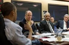 Ông Barack Obama tổ chức họp an ninh bất thường