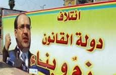 Iraq: Liên minh của Thủ tướng Maliki dẫn đầu bầu cử