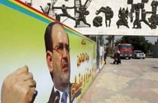 Liên minh Thủ tướng Iraq thắng tại bầu cử cấp tỉnh