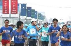 Công bố cuộc thi marathon Quốc tế Đà Nẵng 2013