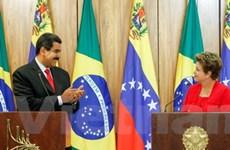 Venezuela-Brazil tăng cường liên minh chiến lược