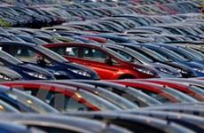 Doanh số bán ôtô ở châu Âu lần đầu tăng sau 2 năm