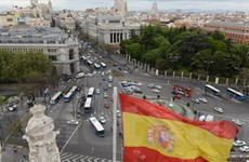 Tây Ban Nha lần đầu tiên đạt thặng dư thương mại