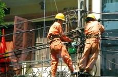 EVNHANOI bố trí 2.000 ca trực xử lý sự cố mất điện