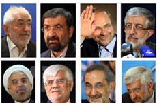 Iran công nhận tư cách 8 ứng cử viên tổng thống