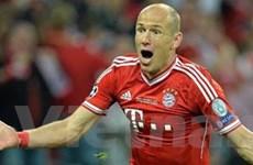 Robben xóa dớp, Bayern lên đỉnh Champions League