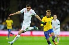 """Lịch thi đấu bóng đá quốc tế: """"Đại chiến"""" Brazil - Anh"""
