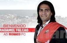 Falcao gia nhập Monaco