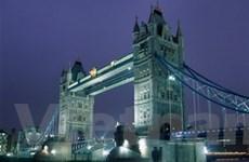 Anh quốc tiếp tục dẫn đầu châu Âu về thu hút FDI