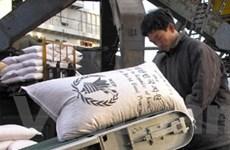Liên hợp quốc viện trợ lương thực cho Triều Tiên