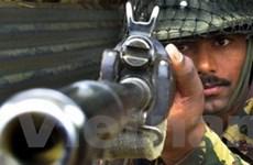 Quân đội Ấn Độ và Pakistan đấu súng tại Kashmir