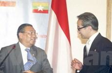 Indonesia-Myanmar hợp tác thương mại và đầu tư